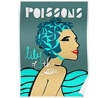 The Horoscope Series - Pisces Poster