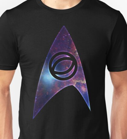 Star Traks - Science Unisex T-Shirt