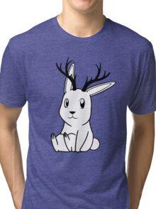 Cute Jackalope Tri-blend T-Shirt