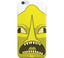 Lemon grab UNACCEPTABLE  iPhone Case/Skin
