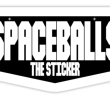 SPACEBALLS Sticker