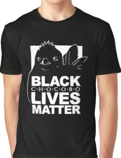 Black Birds Graphic T-Shirt