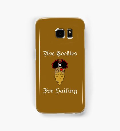 use cookies!!!! Samsung Galaxy Case/Skin