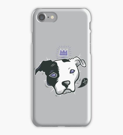 Pitbull King iPhone Case/Skin
