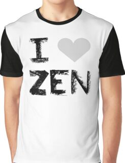 I love Zen , Mystic Messenger Graphic T-Shirt
