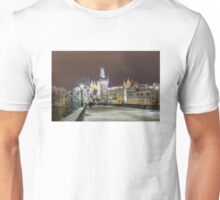 Charles Bridge Unisex T-Shirt