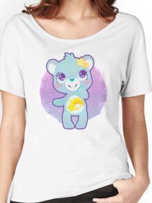 Wish bear Women's Relaxed Fit T-Shirt