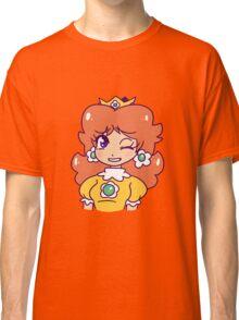 Princess Daisy Wink Classic T-Shirt