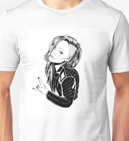 Avril Lavigne Punk Unisex T-Shirt