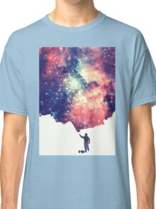Painting the universe Classic T-Shirt