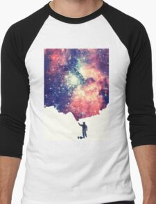 Painting the universe Men's Baseball ¾ T-Shirt