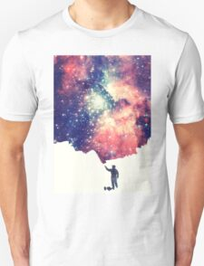 Painting the universe Unisex T-Shirt