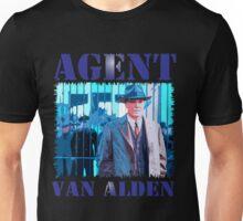 Agent Van alden Unisex T-Shirt