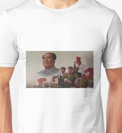 People from over the world unite! Unisex T-Shirt
