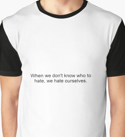 Quote Graphic T-Shirt