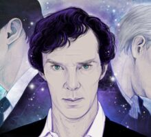 Sherlock - Bright Sticker
