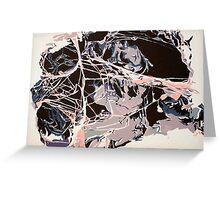 Cobwebs Greeting Card