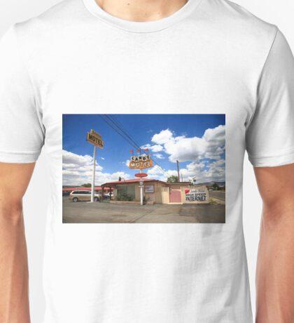 Route 66 - Sands Motel Unisex T-Shirt
