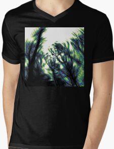 Blurtree Mens V-Neck T-Shirt