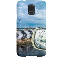 Indian Monsoon Rear view Samsung Galaxy Case/Skin