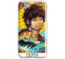 Death Tarot iPhone Case/Skin