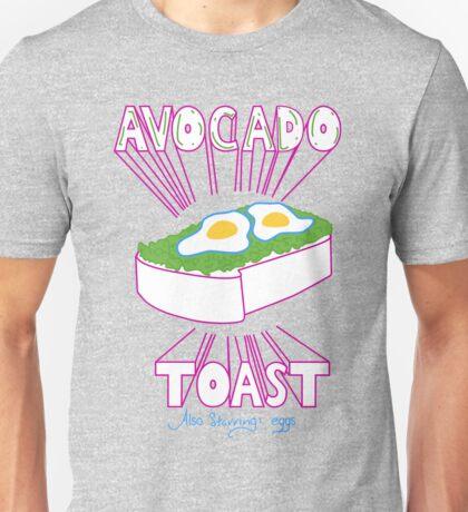 Avocado Toast Unisex T-Shirt