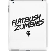 Flatbush Zombies - Dead Peace iPad Case/Skin