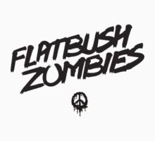 Flatbush Zombies - Dead Peace by stratzee
