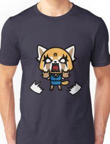 Aggretsuko (V1) Unisex T-Shirt