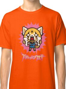 Aggretsuko (V2) Classic T-Shirt