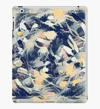 Graphic B10 iPad Case/Skin