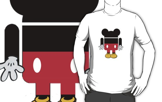 Android Mickey by claisee