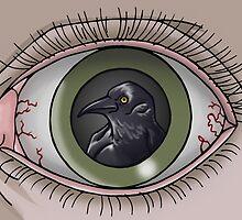 The Raven Eye by Samantha Little