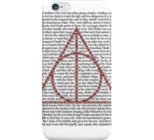 The Tale of the Three Brothers iPhone Case/Skin