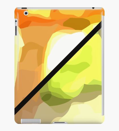 Graphic C6 iPad Case/Skin