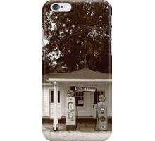 Route 66 - Soulsby Service Station iPhone Case/Skin