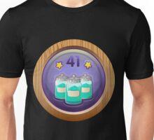 Glitch Achievement senior admixificator Unisex T-Shirt