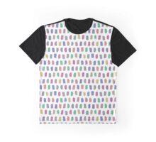 Bright brushstrokes Graphic T-Shirt