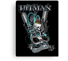 HitMan Music's slave Canvas Print