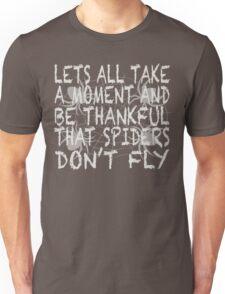 Flying Spider Unisex T-Shirt