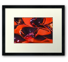 Explosion of Colour  Framed Print