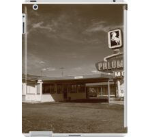 Route 66 - Tucumcari, New Mexico iPad Case/Skin