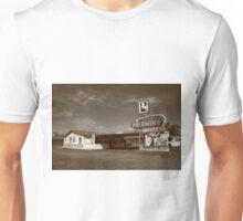 Route 66 - Tucumcari, New Mexico Unisex T-Shirt