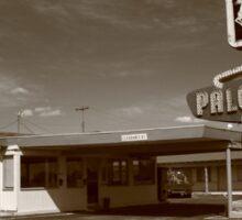 Route 66 - Tucumcari, New Mexico Sticker