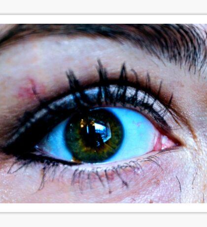 Eye, eye Sticker