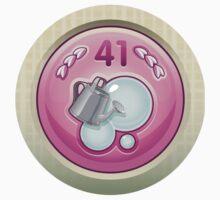 Glitch Achievement senor sprinkles Baby Tee