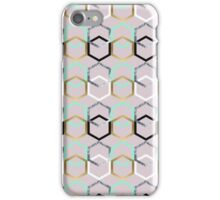 textures and Interceptions iPhone Case/Skin