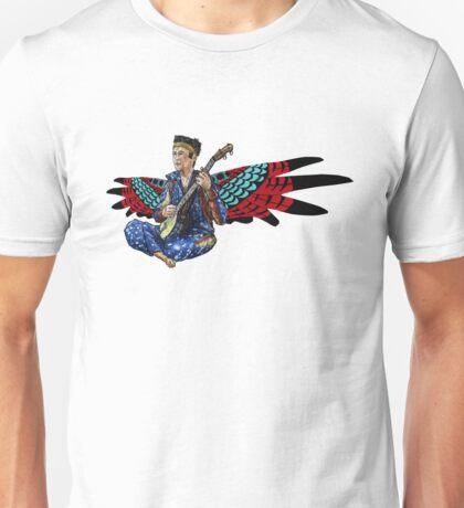 Sufjan (with wings) Unisex T-Shirt