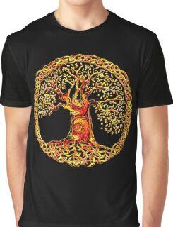 TREE OF LIFE - orange crush Graphic T-Shirt