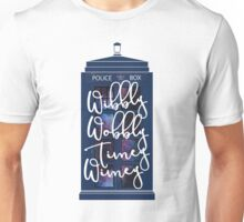 Doctor Who - Wibbly Wobbly Timey Wimey Unisex T-Shirt
